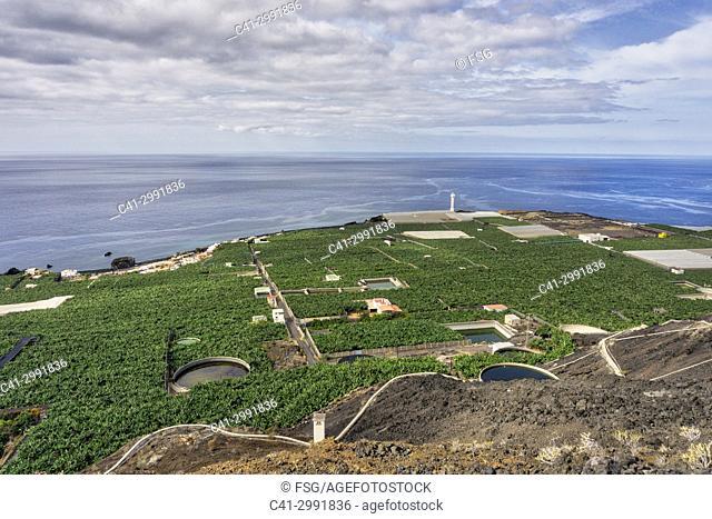 La Bombilla. Island of La Palma. Canary Islands. Spain
