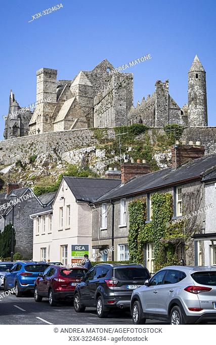 The Rock of Cashel, Cashel, Ireland, Europe