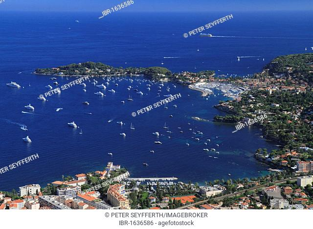 St. Jean Cap Ferrat and Beaulieu, Département Alpes Maritimes, Région Provence Alpes Côte d'Azur, France, Europe