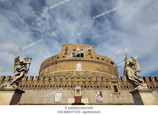 Castel Sant Angelo. Rome, Italy