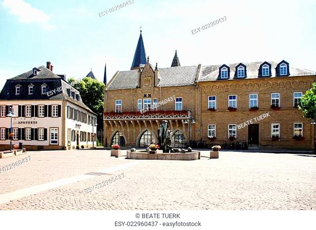 Bad Sobernheim Rathaus