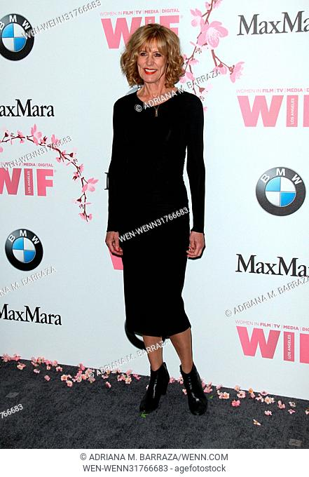 Women In Film 2017 Crystal + Lucy Awards held at The Beverly Hilton Hotel. Featuring: Christine Lahti Where: Los Angeles, California