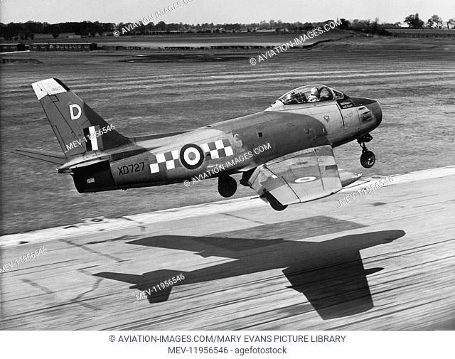 USAF North American F-86 Sabre