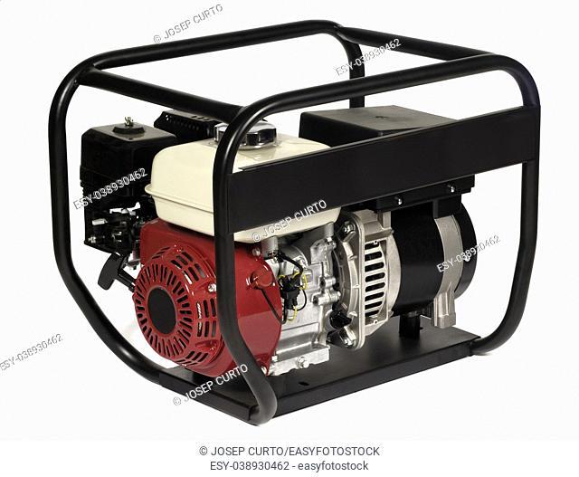 Portable power generator (Gasoline)