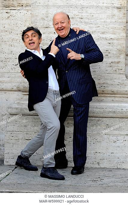 massimo boldi and vincenzo salemme