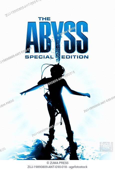 Aug 09, 1989; Hollywood, CA, USA; Image from an action, adventure, thriller 'The Abyss' directed by James Cameron. (Credit Image: © Courtesy of 20th Century...