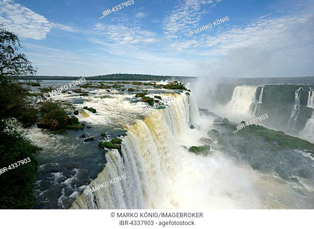 Iguazu Falls, Paraná, Brazil