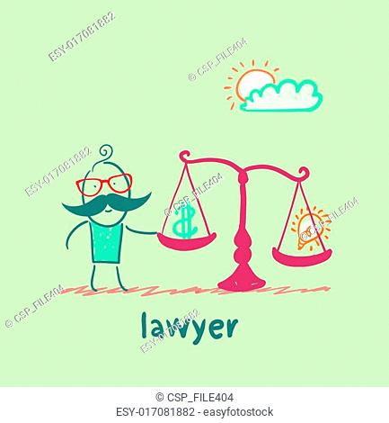 attorney weighs in the balance money and the idea of