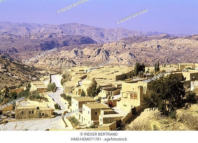 Jordan, Petra, Taybet Zaman hotel (an old village)
