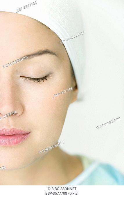 WOMAN FACE Model