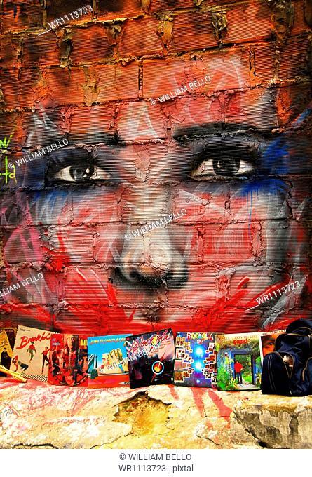 Graffitti in the Streets