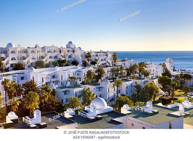 Spain , Andalucia Region , Almeria Province, Near Mojacar City , Mediterranean Coast