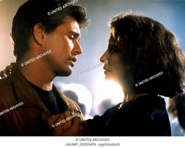 Der Mann im Hintergrund, (SOMEONE TO WATCH OVER ME) USA 1987, Regie: Ridley Scott, TOM BERENGER + MIMI ROGERS