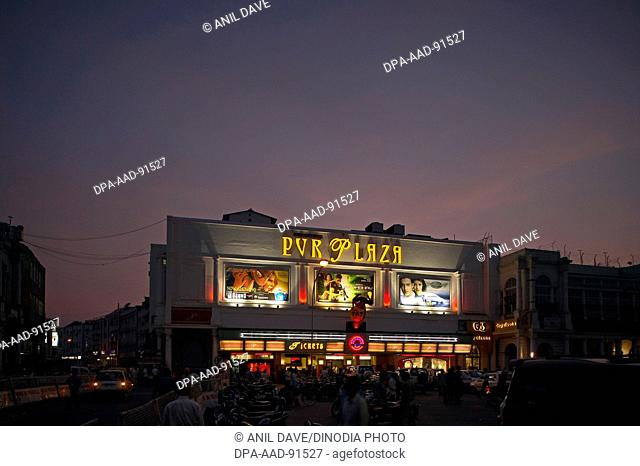 Plaza Cinema, Connaught Place, New Delhi, India