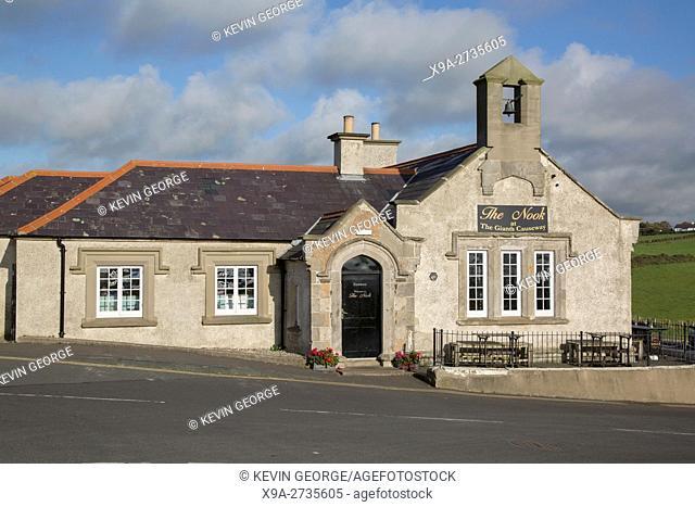 Nook Pub, Giants Causeway; County Antrim; Northern Ireland
