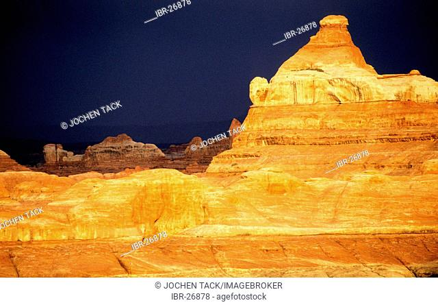 USA, United States of America, Utah: Canyonlands National Park, The Needles District