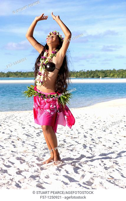 Aitutaki in The Cook Islands