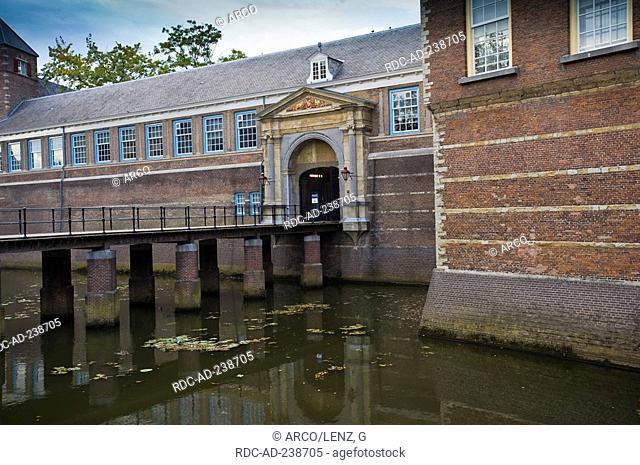 Castle Breda, North Brabant, Netherlands