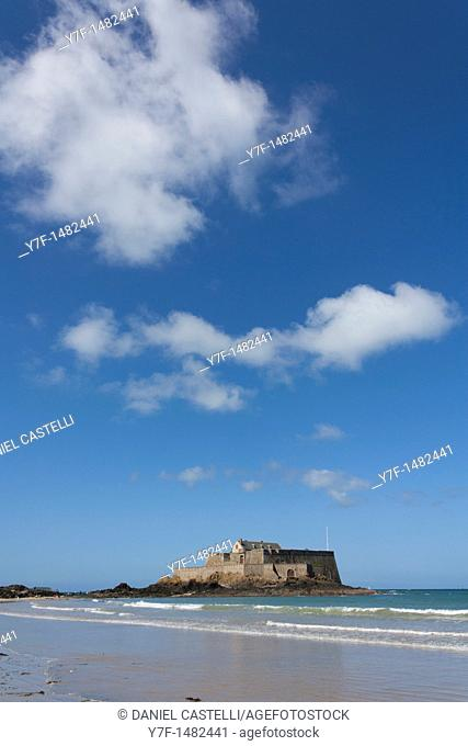 National fort,Saint Malo,France