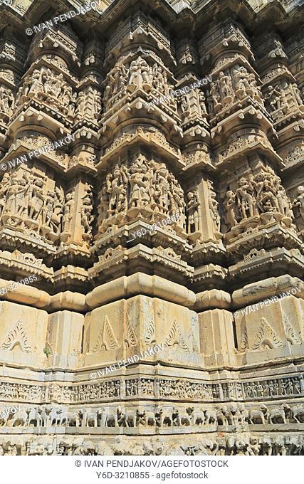 Jagdish Temple, Udaipur, Rajastan, India