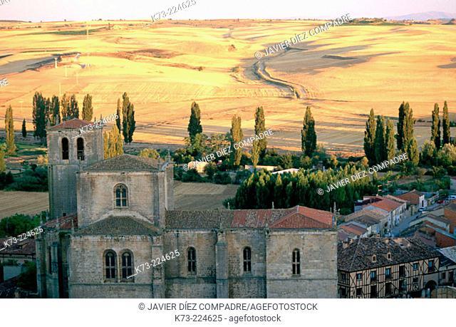 Peñaranda de Duero. Burgos province. Spain