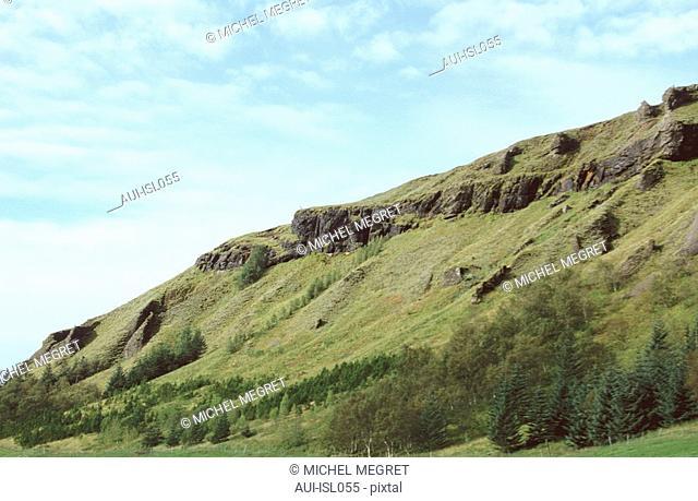 Islande - Kirkjubaejarklaustur
