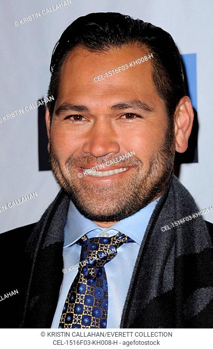 Johnny Damon in attendance for THE CELEBRITY APPRENTICE Season Finale Post-Show Red Carpet, Trump Tower, New York, NY February 16, 2015