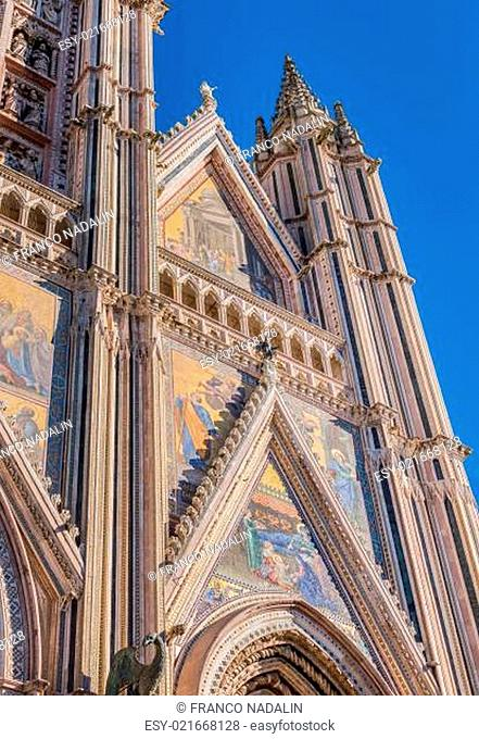 Cathedral of Orvieto,Italy