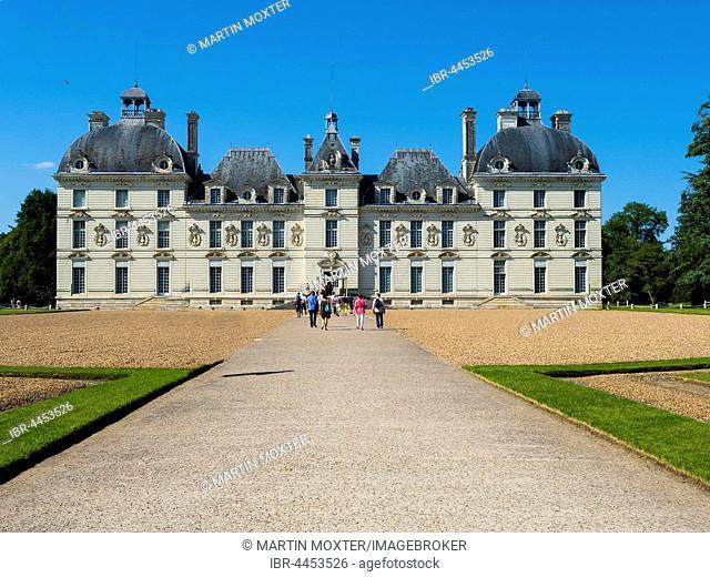 Château de Cheverny, Loir-et-Cher Département, France