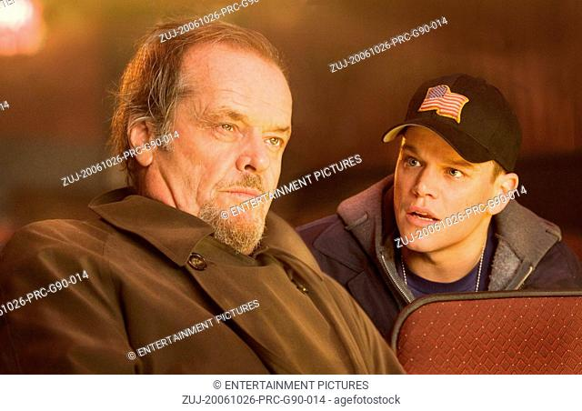 RELEASE DATE: Sep 26, 2006. MOVIE TITLE: The Departed. STUDIO: Vertigo Entertainment. PLOT: Revolves around a rivalry between the Massachusetts State Police and...