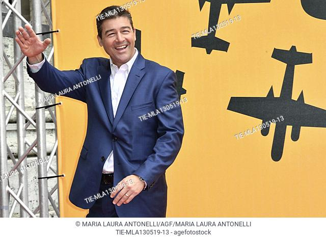 Kyle Chandler during the photocall of fillm tv Catch-22, Rome, ITALY-13-05-2019