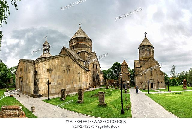 Kecharis monastery in Armenia