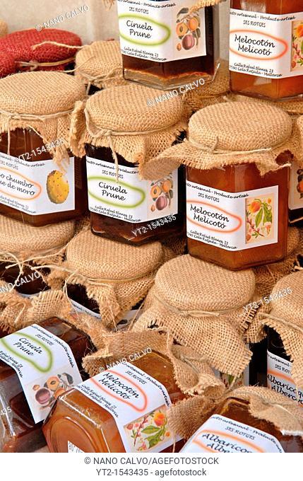 Marmelades at Balearic Culture day in Santa Eulalia, Ibiza, Spain