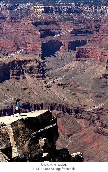 grand canyon national park, view from south rim, arizona