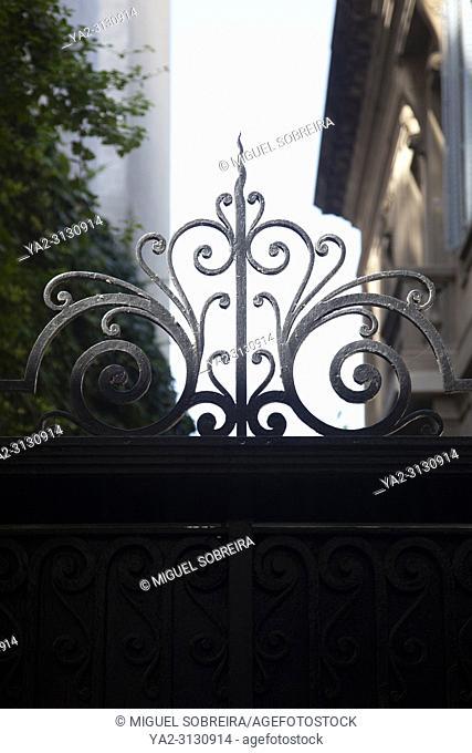 Gate Detail - Sitges, Spain