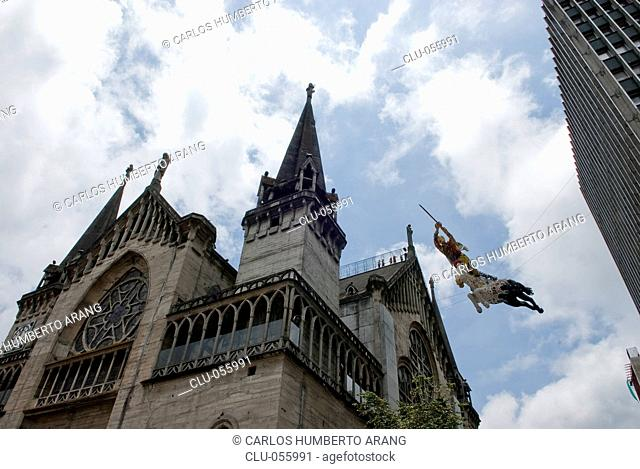 Cathedral Basilica our Lady of the Rosary of Manizales, Manizales, Caldas, Colombia