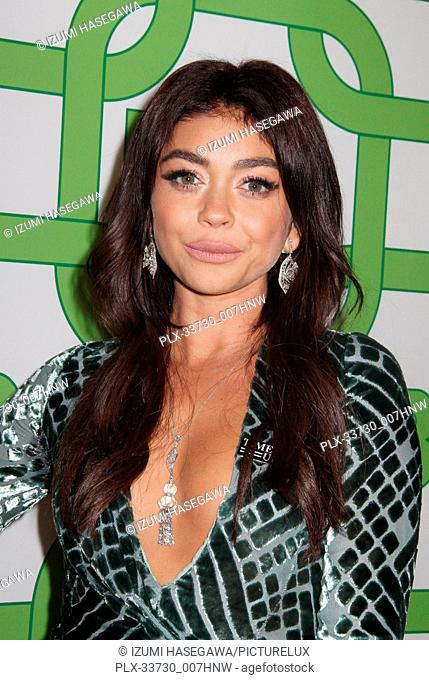 Sarah Hyland 01/06/2019 The 76th Annual Golden Globe Awards HBO After Party held at the Circa 55 Restaurant at The Beverly Hilton in Beverly Hills