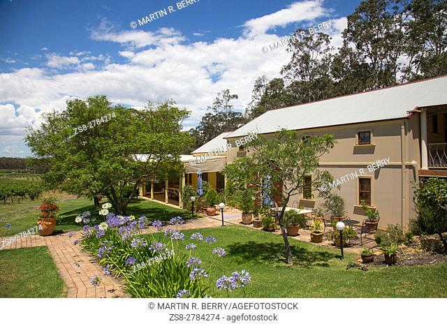 Hunter Valley Wine Region in New South Wales,Australia