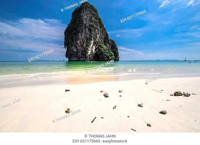 Island sea sand sun beach nature destination wallpaper
