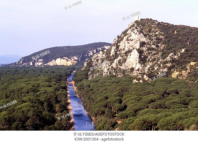 uccellina natural reserve, alberese, grosseto, tuscany, italy, europe