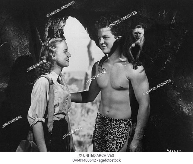 Bomba,The Jungle Boy, , Bomba,The Jungle Boy, , Szenenbild