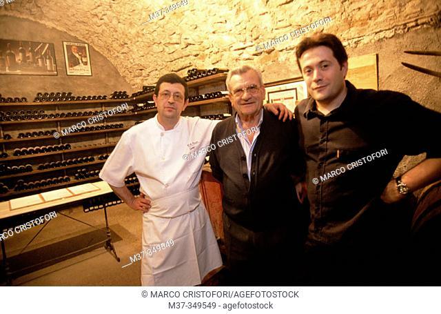 Bonay restaurant. Peratallada. Catalonia. Spain