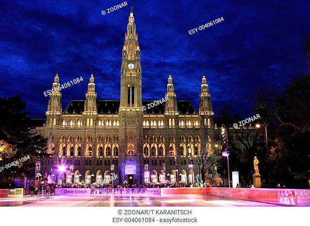 townhall in Vienna