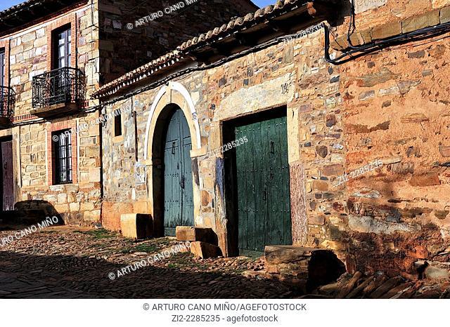 Castrillo de los Polvazares, León, Spain