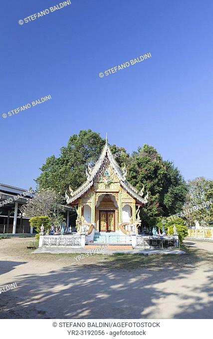 Wat Luang, Pai, Thailand