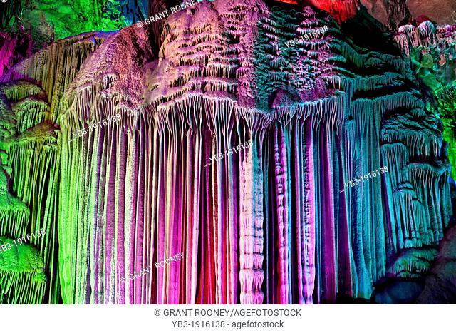 Silver Cave, Yangshuo/Guilin , Guangxi Province, China