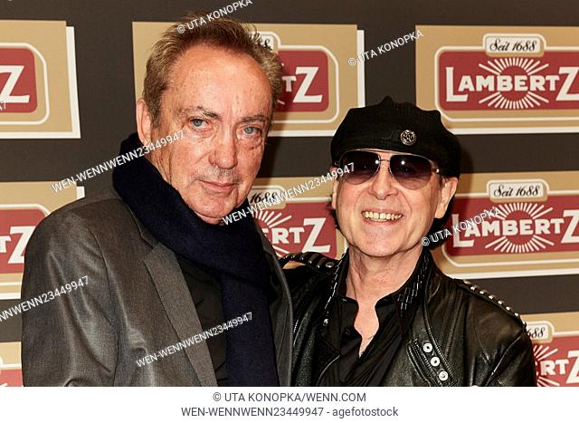 Lambertz Monday Night 2016 at Alter Wartesaal. Featuring: Udo Kier Where: Cologne, Germany When: 03 Feb 2016 Credit: Uta Konopka/WENN.com