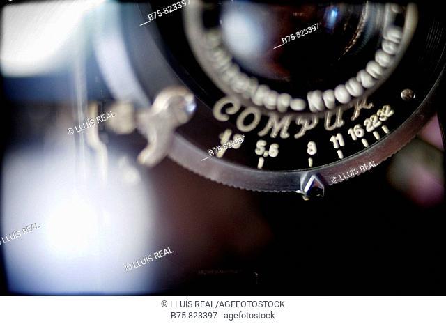 camara fotografica, objetivo, lente, analogica, old camera, vintage, photographic camera