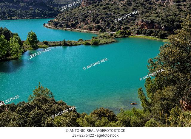 Lagunas de Ruidera Natural Park, Albacete and Ciudad Real provinces, Castilla-La Mancha, Spain