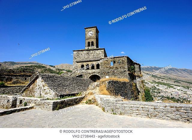 Gjirokastra citadel